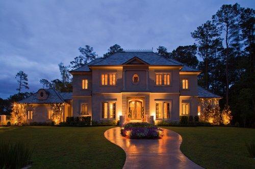 Mandeville Residence