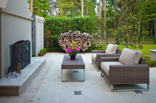 Outdoor Fireplace Calamia 0511
