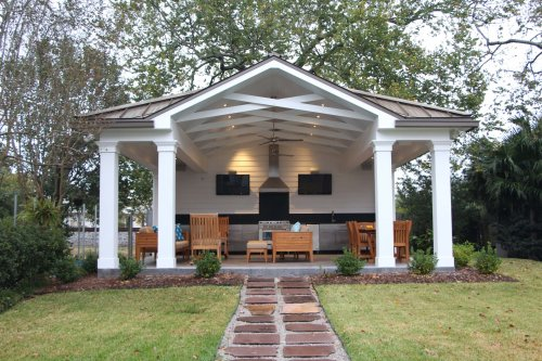 Old Metairie Cabana